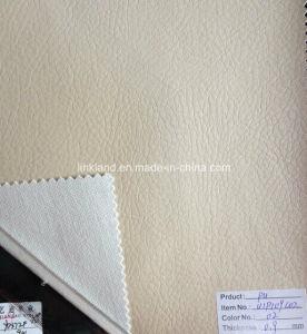 Furniture Sofa PU Flocking Leather (U1P109C02)