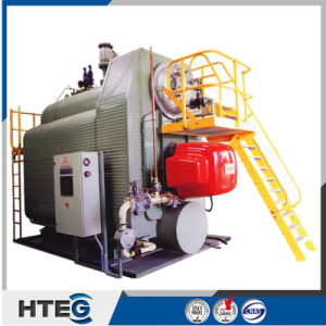 Szs Series Gao Oil Fired Steam Boiler for Industrial Use pictures & photos