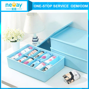 Neway Plastic Storage Box with Lid pictures & photos