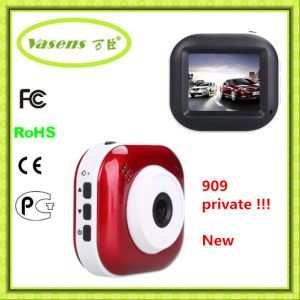 24 Hours Parking Monitor 1.8inch Smart Car DVR-909 pictures & photos