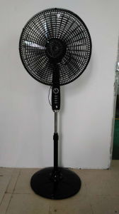 18 Inch Plastic Grill 5 ABS Blade Stand Fan (USSF-990) pictures & photos