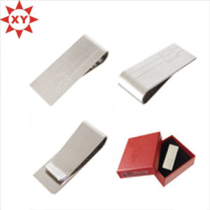 Factory Sale Stainless Steel Money Clip (XYmxl121003) pictures & photos