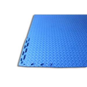 Waterproof Colorful EVA Foam Floor Mats--Leaf Texture pictures & photos