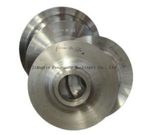 Carbon Steel Forging Round Wheel pictures & photos