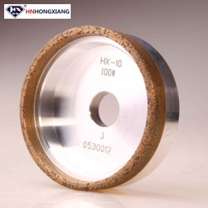 Metal Continuous Diamond Grinding Cup Wheel for Glass pictures & photos