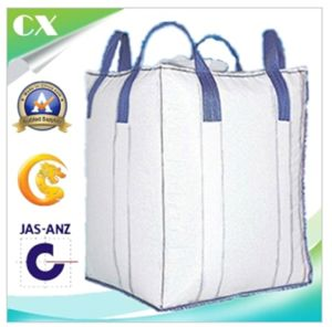 PP Woven Big Bulk Cement Packaging Rice Jumbo Bag Sack pictures & photos