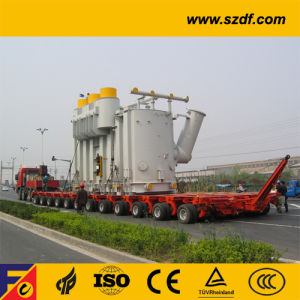 Traction Hydraulic Modular Trailer / Traction Hydraulic Modular Transporter -Spmt (SPT) pictures & photos