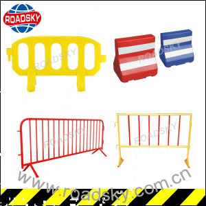 Flexible Plastic Safety Crash Guard Barrier for Sale pictures & photos