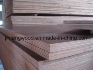 for Furniture Poplar Core Melamine Plywood pictures & photos