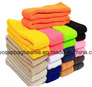 100%Cotton Sports Sweat Soft Headband pictures & photos
