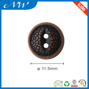 2 Hole Zinc Alloy Button, Customized Sizes Are Welcome pictures & photos