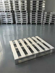 RoHS / MSDS 5052 H32 Aluminum Sheet for Pallet pictures & photos