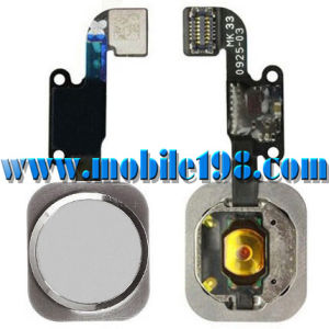 Home Button Flex Cable for iPhone 6 Mobile Phone pictures & photos