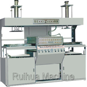 Semi-Automatic Single and Double Station Vacuum Forming Machine (XSD-700/600)