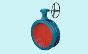Aeration Butterfly Valve