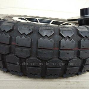 4.00-6 3.50-5 4pr Tt Turf pneumatic Tire with Aluminum Rim pictures & photos