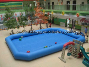 Adult Large Inflatable Swimming Pool Made of 0.9mm PVC Tarpaulin for Water Balls, Roller Balls pictures & photos