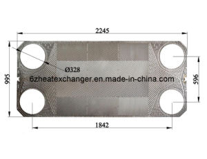 Models and Brands of Heat Exchanger Plate and Gasket Price
