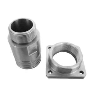 Petro Line Fitting of Precision Machining Parts, CNC Turning Parts pictures & photos