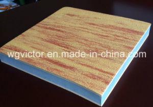 EVA Wood Grain Taekwondo Mat pictures & photos