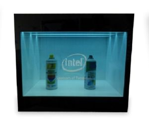 "22"" Transparent LCD Advertising Monitor pictures & photos"