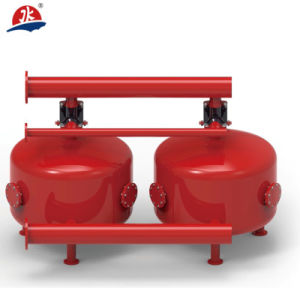 """16"""" Dn400 Hydraulic Driving Jkas Series Shallow Sand Self Cleaning Filter pictures & photos"""