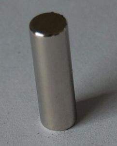 China Cylinder NdFeB Magnet Manufacturer pictures & photos