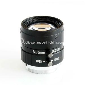 Machine Vision Lens 16mm C Mount CCTV Lens for Industrial CCTV Camera pictures & photos