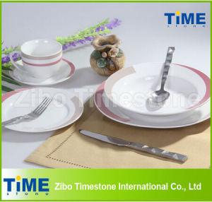 Wholesale Everyday Porcelain Dinnerware Sets pictures & photos