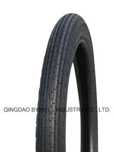High Quality Motorcycle Tire and Tube with Certificate (BY102)