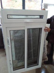 Aluminum Monoblock Sliding Window pictures & photos