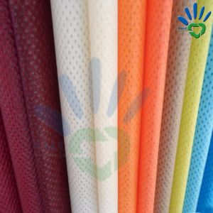 Eco-Friendly Spunbond Nonwoven PP Fabric pictures & photos