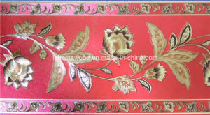 Gold Foil Wallpaper Border (RS18002) pictures & photos