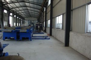 PU Sandwich Panel Production Machine (XMP)