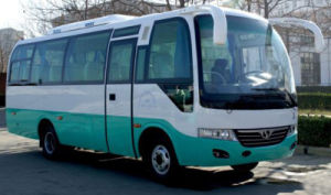 Hot Sino 33 Seats 7t Capacity Mini Bus for Sale pictures & photos
