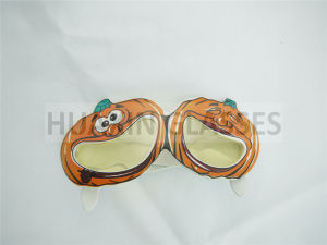 Smiling Pumpkin Party Glasses