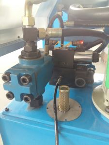 High Quality Computer Control Hydraulic Ferrule / Nut Crimper Machine pictures & photos