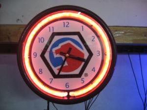 Plasma Clock/Wall Clock/Decorative Clock