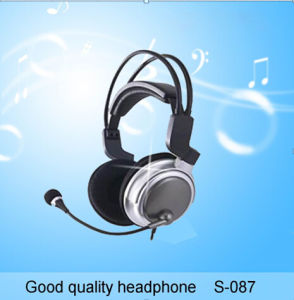 Aovo-S087 Low Price Headband Headphone/Headset with Microphone