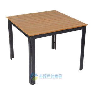 High-Density Polywood Outdoor Garden Table (FY-010WXT)