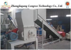 Hot Plastic Recycling Cruher Unit, PP/PE Film Cruher Machine, Pet Bottle Crusher with High Output pictures & photos