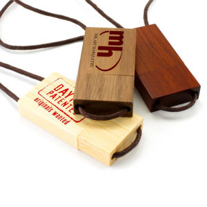 Eco USB Flash Drive Environmental USB Wooden Bamboo pictures & photos