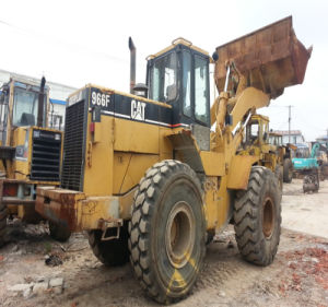 Used Caterpillar 966f2 Wheel Loader for Sale pictures & photos