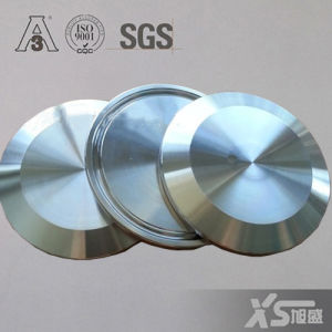 Stainless Steel Sanitary Tri Clover Cap pictures & photos