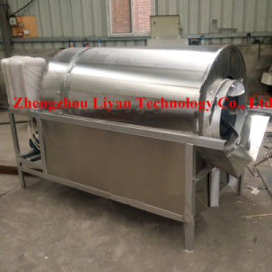 Lypr-50 Multifunctional Rotary Peanut Roaster Machine pictures & photos
