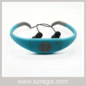 Tayogo Stand Alone Waterproof MP3 Player Headset Style Earphone pictures & photos