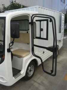 New 48V Powerful Electric Cargo Truck for Sale pictures & photos