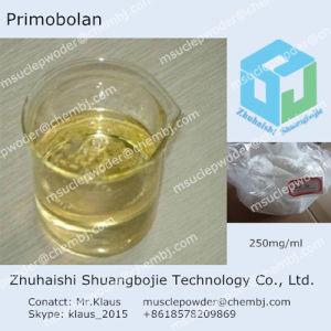 Methenolone Acetate 100 Primobolan Injcetable Steroid Methenolone Oil pictures & photos