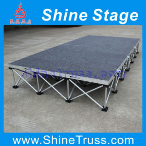 Stage Aluminum Folding Stage Quick Stage pictures & photos