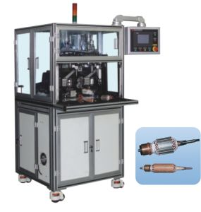 Double Workstations Armature Winding Machine (MR-1C)
